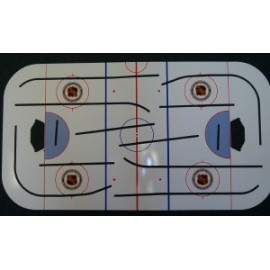 NHL Stanley Cup Table Hockey Ice Sheet